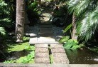 Angelo River Bali style landscaping 10