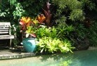 Angelo River Bali style landscaping 11