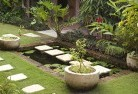 Angelo River Bali style landscaping 13